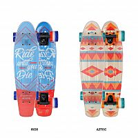 BUFFY 3xFLASH skateboard